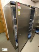 Iarp ABX500N stainless steel single door Commercial Fridge (located in Kitchen)