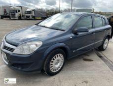 Vauxhall Astra 1.4 Life 5-door Hatchback, registration YR58 MYL, date of registration: 9 October