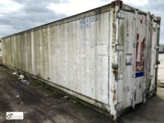 40ft Shipping Container (location: Grimsby)