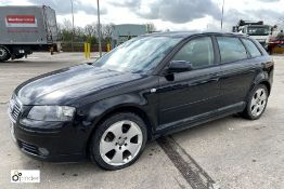 Audi A3 Sport 2.0 TDI quattro 5-door Hatchback, registration: FV55 ZBY, date of registration: 9
