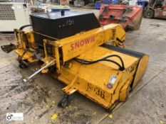 Suton FSC7 Sweeper Attachment, serial number 15874, year 2000 (location: Croxton)