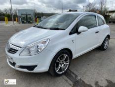 Vauxhall Corsa 1.0S Eco Flex 3-door Hatchback, registration: MT60 NXF, date of registration: 29