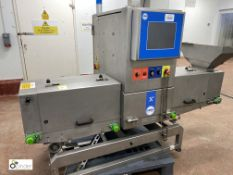 Loma AXR45971 X Ray Inspection Machine, 300mm belt width, serial number 50745F, 230volts (please