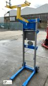 Genie Lift mobile hand operated Lifter, 30kg capacity, no crank handle (please note there is a