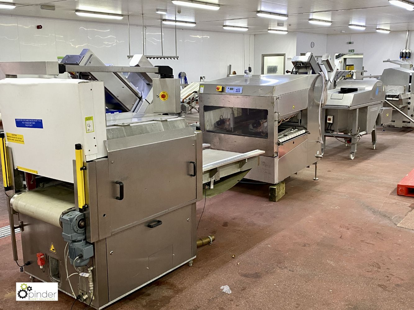 Quality Meat Processing and Packaging Machinery, Chillers and Kaeser Compressors