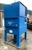 Donaldson Torit DCE C30-3G8 Dust Extraction Cabinet, year 2015, serial number 00058064 (please