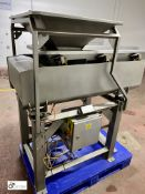 Lynnmoore Engineering Vibratory Feed, 345mm width (please note there is a lift out fee of £40 on