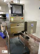 Ishida IX-GA-S-2462-D X-Ray Inspection System, 275mm belt width, year 2013, serial number 90331,