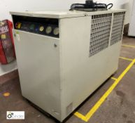 TAE081 Chiller, refrigerant R407C, year 2001, serial number 2000012133 (please note there is a