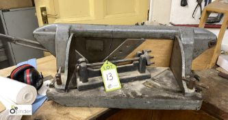 Bench mounted manual Mitre Guillotine, 440mm