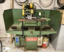 Wadkin NX Blade Grinder/Sharpener, serial number 520, 415volts