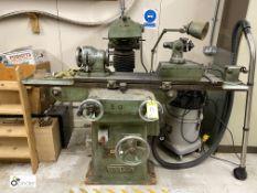 Wadkin NH Universal Cutter Grinder, serial number 564, 415volts