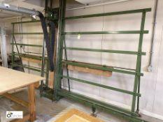 JKO Sever M-611 Wall Saw, 2100mm x 2000mm, 415volts