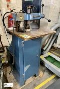 Powered Corner Rounder, 240volts (please note there is a lift out fee of £10 plus VAT on this lot)