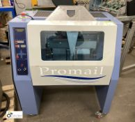 Italdibipack Promail Speed Bag V Bagging Machine, 220volts (please note there is a lift out fee