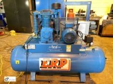 ERP A30.250 receiver mounted Air Compressor, 11bar max working pressure, 415volts (please note there