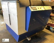 Parker M1SCEU Print Down Frame, 240volts, serial number M21/11/10, year 2010 (please note there is a