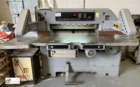 Schneider Senator Guillotine 92 PC 2 Guillotine, 920mm cutting width (this lot is located in