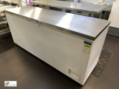 Polar CM532 Commercial Chest Freezer, 2000mm x 650mm x 860mm high, 240volts (in Kitchen) (