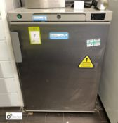 LEC Essenchill BRS200ST under counter Freezer, 600mm x 620mm x 840mm high (in Kitchen) (LOCATION: