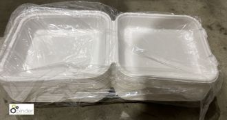 18 boxes 8in Boxes, 300 per box, B163