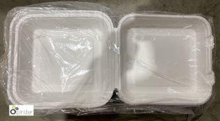 34 boxes 600ml Boxes, 500 per box, B181