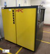 Kaeser TE121 Compressed Air Dryer, working pressur