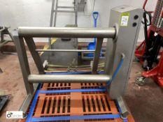 Syspal HA200 Euro Wash Bin Tilter, 50kg capacity (
