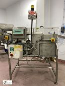 Graseby Goring Kerr stainless steel Metal Detector