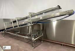 Syspal Type 512/150 C011 stainless steel mobile po