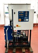 Frame mounted Chiller with Harroquip pumping syste