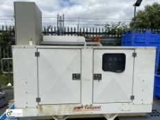 Tempest Containerised Generator with Stamford Alte