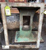Cast iron Frame, 550mm x 705mm (LOCATION: Sussex Street, Sheffield)