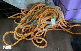 Quantity various Rope