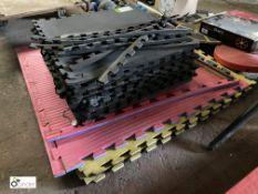 Quantity various interlocking Gym Flooring
