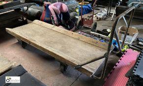 Tubular framed Mill Cart, 1770mm x 680mm