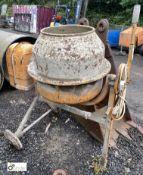 Cement Mixer, 240volts (LOCATION: Woodhead Road)