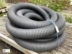 Quantity flexible Plastic Pipe (LOCATION: Woodhead Road)
