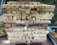 Stone Walling to 2 pallets, approx.10m² (LOCATION: Station Lane)