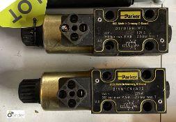 2 Parker Control Valves