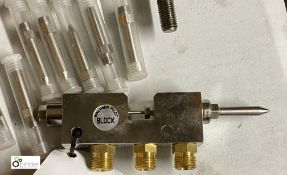 Walther Pilot Block Silicon Applicator with 7 nozzles