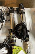 2 Joucomatic Actuators with sensors