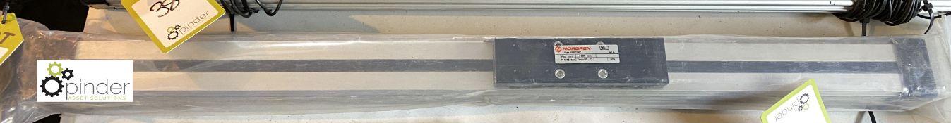 Norgren M46032 pneumatic Rodless Actuator
