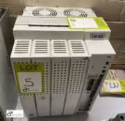 Lenze 9300 Inverter, with manual