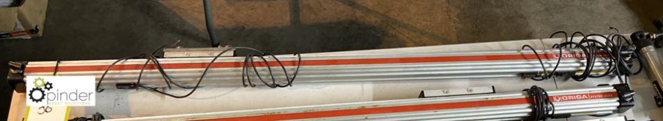 Origa System Plus pneumatic Rodless Actuator