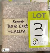 Komori Drive Card, TLP115A