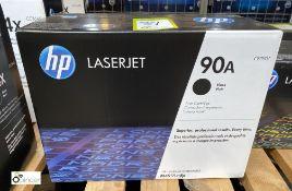 HP 90A Print Cartridge, black, boxed and unused