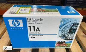 HP 11A Print Cartridge, boxed and unused