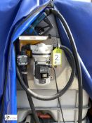 Piusi Suzzara Blue Ad Blue Dispensing Pump, hose, nozzle and digital read out, 230volts