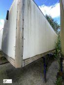 Demountable Box, 7550mm x 2550mm, fleet number ARCB0703